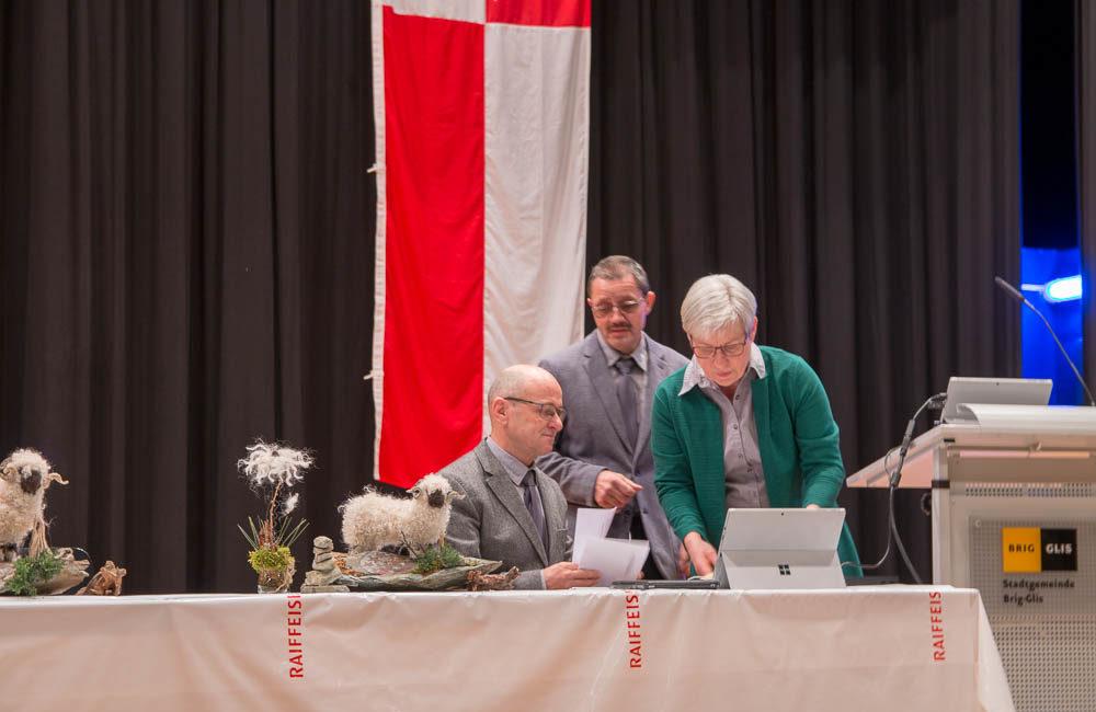 Delegiertenversammlung Schweizer Schafzuchtverband 2018